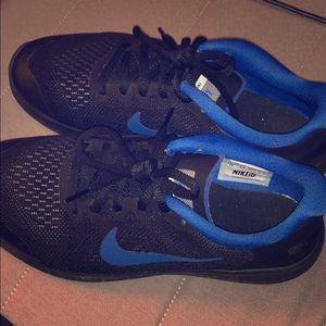 Nike free runners (custom)